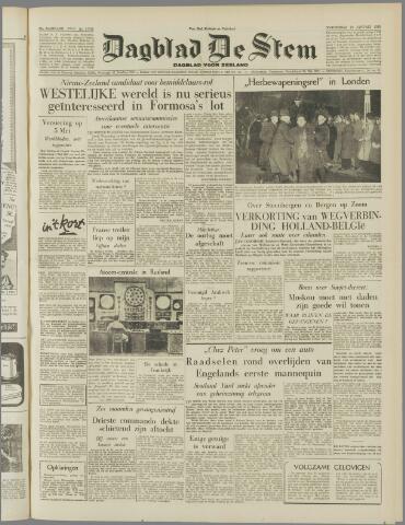 de Stem 1955-01-27