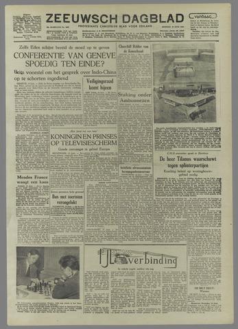 Zeeuwsch Dagblad 1954-06-15