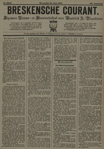 Breskensche Courant 1915-06-30