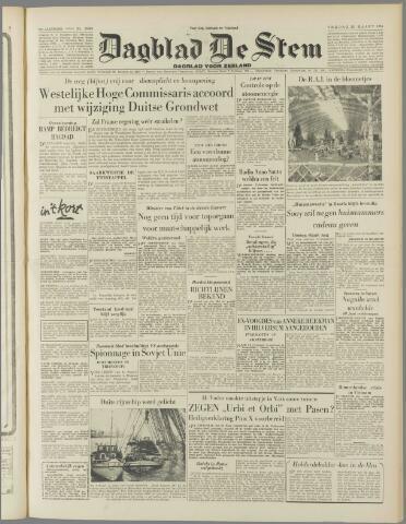 de Stem 1954-03-26