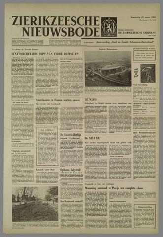 Zierikzeesche Nieuwsbode 1963-03-21
