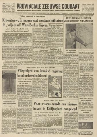 Provinciale Zeeuwse Courant 1959-03-10