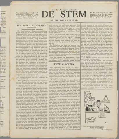 de Stem 1945-01-06