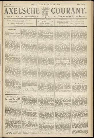 Axelsche Courant 1928-02-14