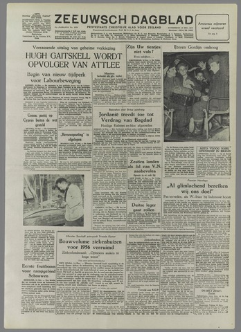 Zeeuwsch Dagblad 1955-12-15