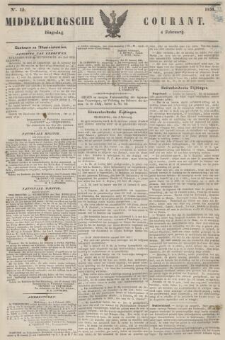 Middelburgsche Courant 1851-02-04