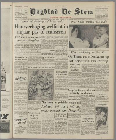 de Stem 1962-06-08