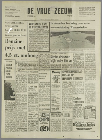 de Vrije Zeeuw 1973-11-22