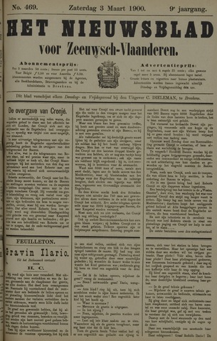 Nieuwsblad voor Zeeuwsch-Vlaanderen 1900-03-03