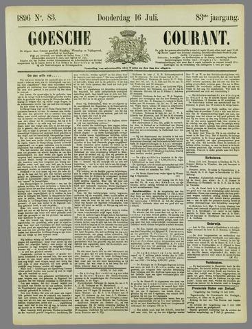 Goessche Courant 1896-07-16