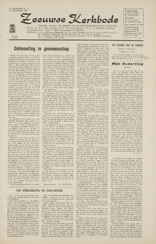 Zeeuwsche kerkbode, weekblad gewijd aan de belangen der gereformeerde kerken/ Zeeuwsch kerkblad 1965-09-17