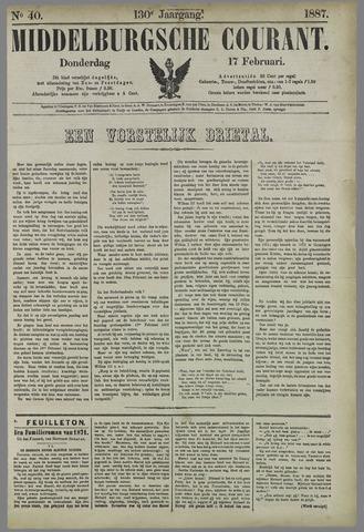 Middelburgsche Courant 1887-02-17