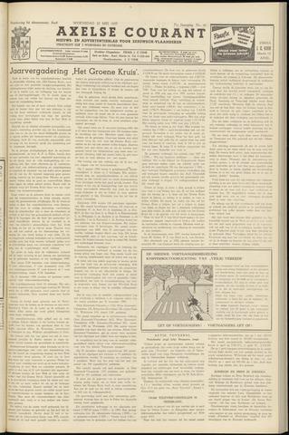 Axelsche Courant 1957-05-22