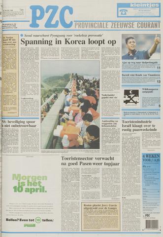 Provinciale Zeeuwse Courant 1996-04-09