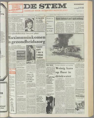 de Stem 1976-03-10
