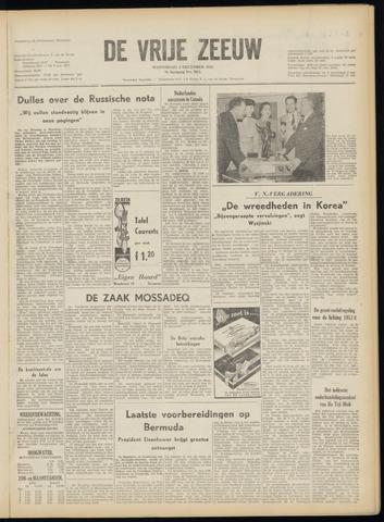 de Vrije Zeeuw 1953-12-02