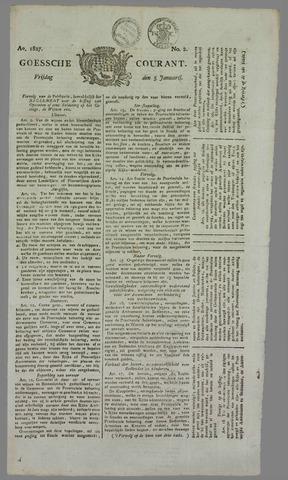 Goessche Courant 1827-01-05