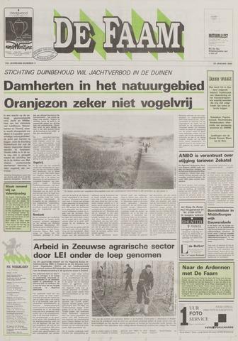 de Faam en de Faam/de Vlissinger 1992-01-29