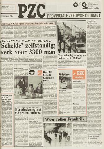 Provinciale Zeeuwse Courant 1983-05-25