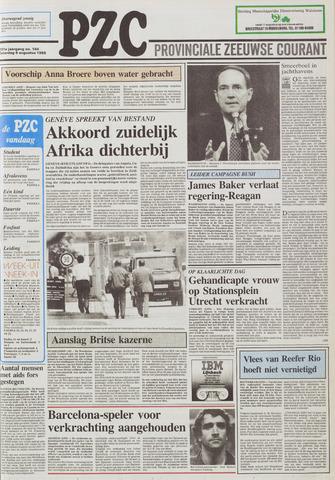 Provinciale Zeeuwse Courant 1988-08-06