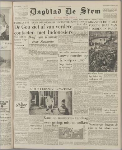 de Stem 1962-02-14