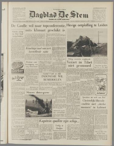 de Stem 1959-03-26