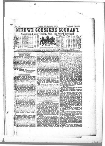 Nieuwe Goessche Courant 1879-09-30