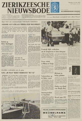 Zierikzeesche Nieuwsbode 1973-07-16