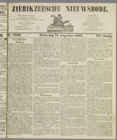 Zierikzeesche Nieuwsbode 1861-08-31