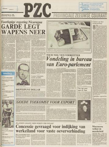 Provinciale Zeeuwse Courant 1979-07-19