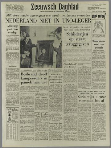 Zeeuwsch Dagblad 1962-08-10
