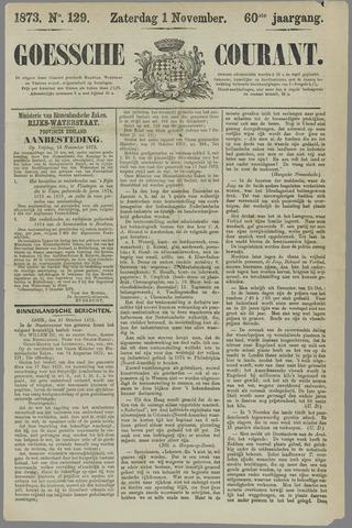 Goessche Courant 1873-11-01