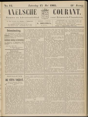 Axelsche Courant 1905-05-13