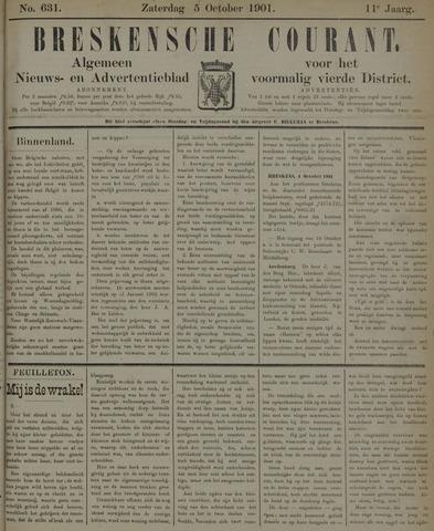 Breskensche Courant 1901-10-05