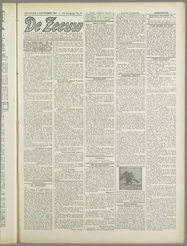 De Zeeuw. Christelijk-historisch nieuwsblad voor Zeeland 1943-12-06