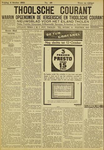 Ierseksche en Thoolsche Courant 1935-10-04