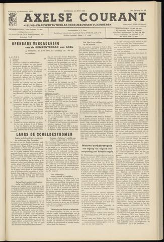 Axelsche Courant 1966-06-25