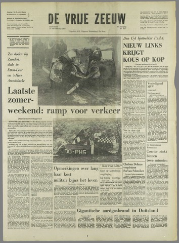 de Vrije Zeeuw 1970-09-21