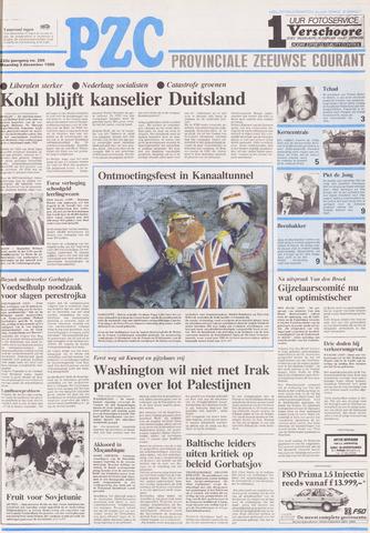 Provinciale Zeeuwse Courant 1990-12-03