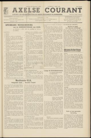 Axelsche Courant 1967-04-01