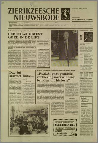 Zierikzeesche Nieuwsbode 1985-02-15