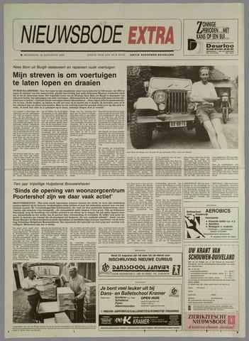 Zierikzeesche Nieuwsbode 1993-08-18