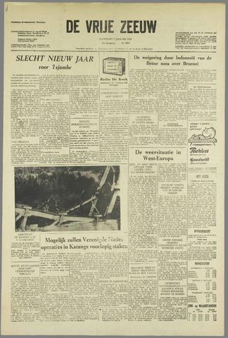 de Vrije Zeeuw 1963-01-05