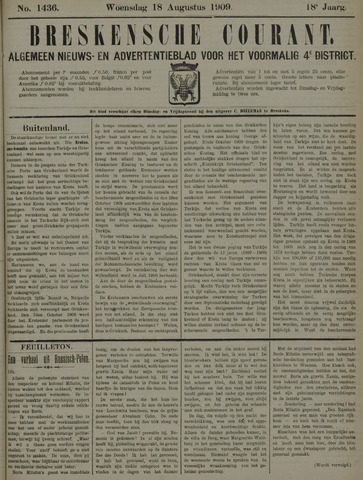 Breskensche Courant 1909-08-18
