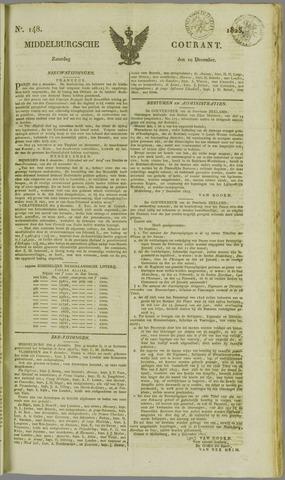 Middelburgsche Courant 1825-12-10