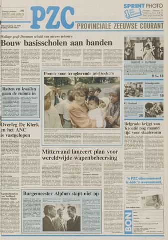 Provinciale Zeeuwse Courant 1991-05-31