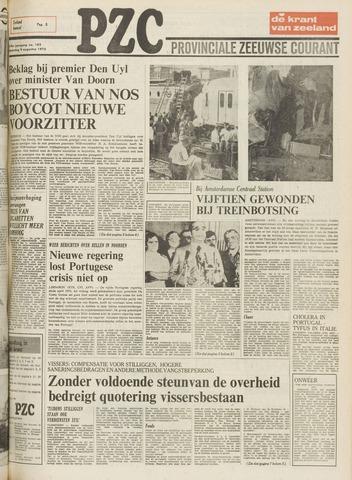 Provinciale Zeeuwse Courant 1975-08-09