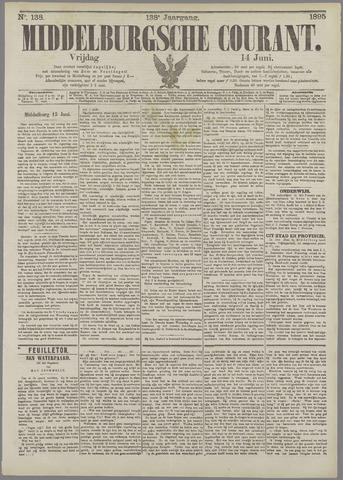 Middelburgsche Courant 1895-06-14