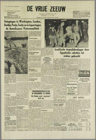 de Vrije Zeeuw 1967-10-23