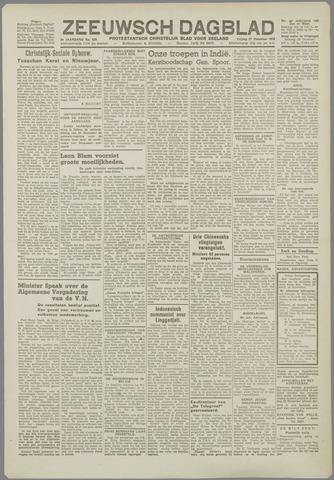 Zeeuwsch Dagblad 1946-12-27